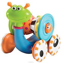 "Yookidoo. Іграшка-каталка ""Музична равлик"""