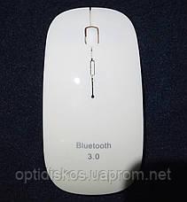 Беспроводная Bluetooth 3.0 мышь, плоская, фото 2