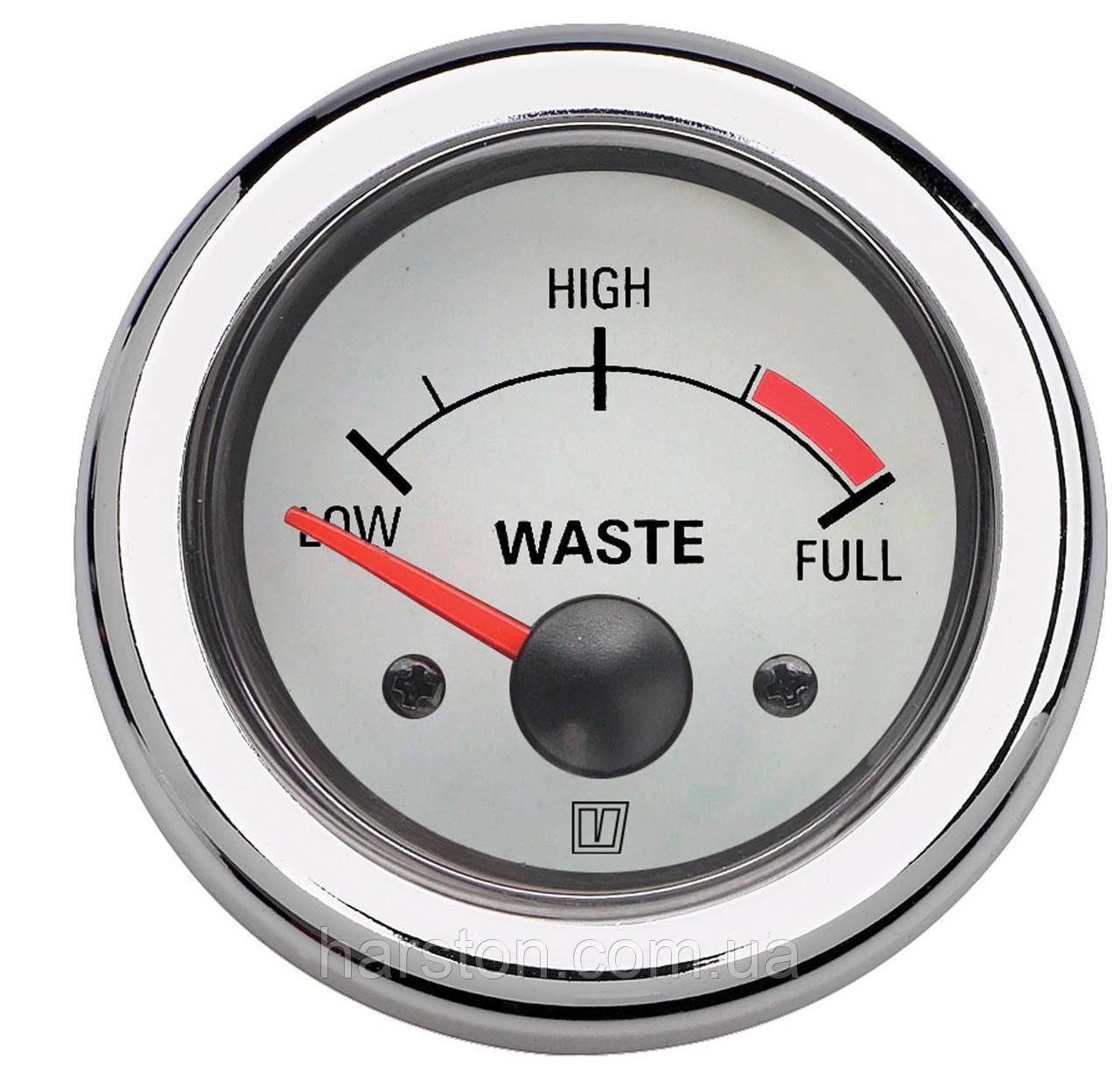 Датчик сточных вод VETUS WASTE12WL (WASTE24WL)