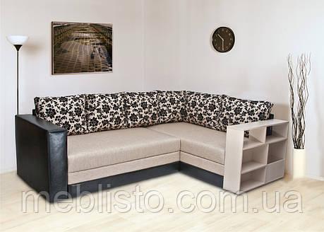 """Угловой диван """"Натали 3""""  размер 2.55 на 1.75 мягкая мебель от производителя, фото 2"""