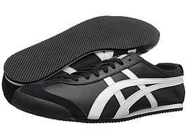Кроссовки/Кеды (Оригинал) Onitsuka Tiger by Asics Mexico 66® Black/White