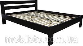 Ліжко Рената 1.60 на 2м масив вільха