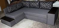 Угловой диван Рио + 2.45 на 1.60. Мягкая мебель  Черкассы производство