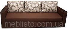 """""""Рим"""" диван-ліжко єврокнижка , дивани не дорого, Одеса, Вінниця, Київ, фото 2"""