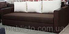 """""""Рим"""" диван-ліжко єврокнижка , дивани не дорого, Одеса, Вінниця, Київ, фото 3"""