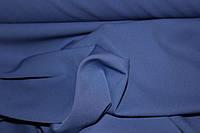 Ткань креп костюмка барби джинс мягкая, фото 1