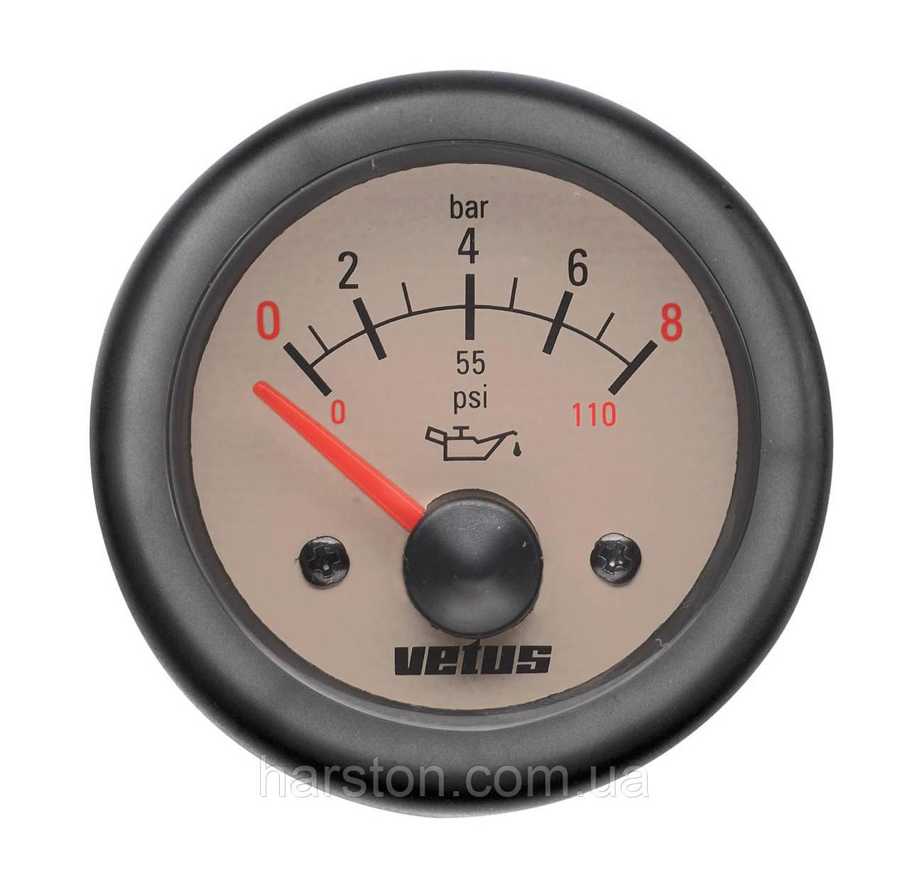 Индикатор давления масла VETUS OIL12W (OIL24W)