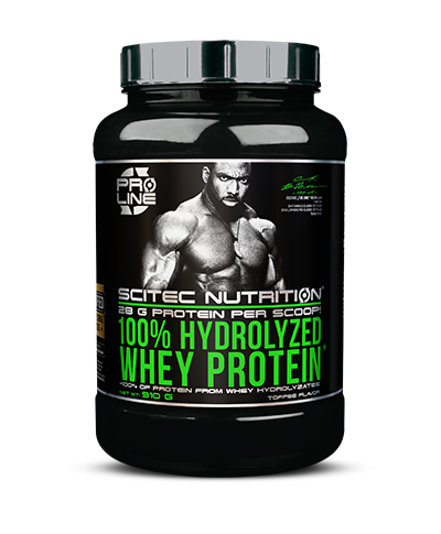 Протеин Scitec Nutrition 100% Hydrolyzed Whey Protein 910 g