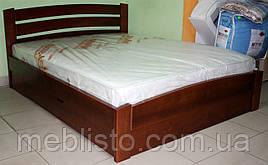 Ліжко Венеція Люкс вільха 1.6 на 2м