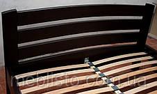 Ліжко Венеція Люкс вільха 1.6 на 2м, фото 3