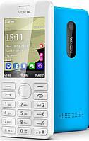 Nokia 206 молодежный, бюджетный телефон на 2 сим-карты