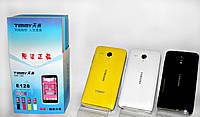 """Цветной женский смартфон Samsung E 128 dual sim 5"""" экран + Чехол в подарок!"""
