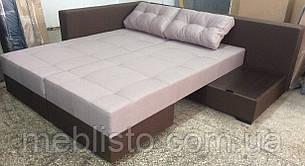 Уголок Берлин 3 на 2.2  Угловой диван Трансформер, фото 2