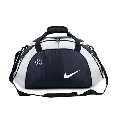 Спортивная сумка Nike темно-синяя (реплика)