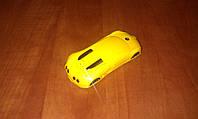 Эксклюзивный Bugatti Veyron С618 VERTU желтая машинка бугатти на 2 сим-карты