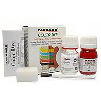 Краситель для гладкой кожи и текстиля + очиститель Tarrago Color Dye