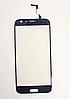 Оригинальный тачскрин / сенсор (сенсорное стекло) для Doogee BL5000 (синий цвет)