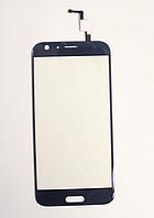 Оригинальный тачскрин / сенсор (сенсорное стекло) для Doogee BL5000 (синий цвет), фото 1