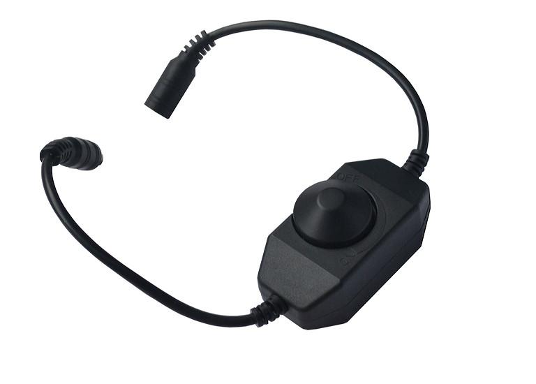 Диммер DMR 12V, 6A Black