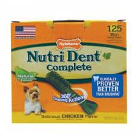 Жевательное лакомство для чистки зубов для собак  Nylabone Nutri Dent SMALL