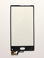 Оригинальный тачскрин / сенсор (сенсорное стекло) для Doogee Mix Lite (черный цвет), фото 1