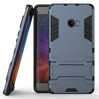 Чехол Xiaomi Mi Note 2 Hybrid Armored Case темно-синий
