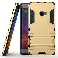 Чехол Xiaomi Mi Note 2 Hybrid Armored Case золотой