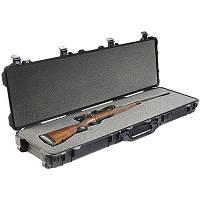 Прекрасный кейс для транспортировки снайперской винтовки с аксессуарами.