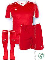 Футбольная форма Mriya 2 с гетрами TITAR