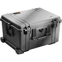 Надежный, герметичный кейс для перевозки профессиональной фото и видео техники.