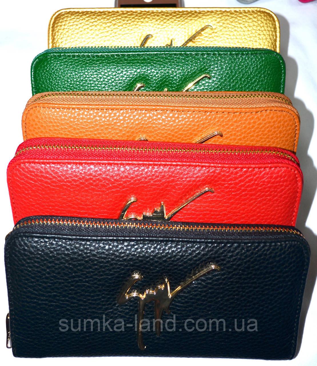 Женские брендовые кошельки из искусственной кожи с ремешком на руку 19*10