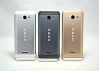 Ультратонкий мобильный телефон Nokia Asha 230 на 2 Sim