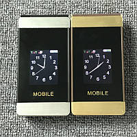 Раскладной телефон Tkexun MOBILE F810 на 2 сим-карты