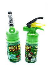 """Kidsmania Quick Blast Необычные конфеты """"Спрей"""" быстрый взрыв карамель (зеленый)"""