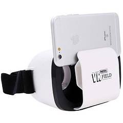 VR Очки виртуальной реальности Remax VR Field RT-VM02 3D Для дисплеев 4,7-6d