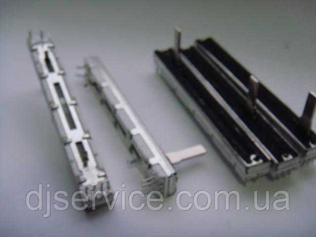 Фейдер (белый) для Yamaha MG12/4 MG124CX MG16/4 MG166CX MG206C MG24/14FX