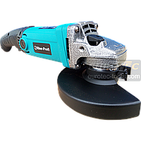 Болгарка с регуляцией 125 мм длинная Riber WS 10-125LW УШМ углошлифовальная угловая шлифмашина кутошліфувальна