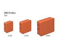 Огнестойкая распределительная коробка FireBox Т 160 Е 10-5