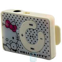 MP3 Плеер Hello Kitty Белый