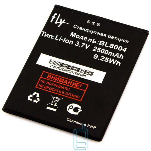 Аккумулятор Fly BL8004 2500 mAh IQ4503 Quad AAAA/Original тех.пакет
