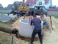 Железобетонные колодцы для канализации