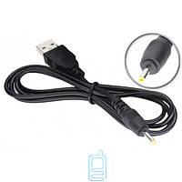 Шнур питания от USB для планшетов, штекер 2.5mm