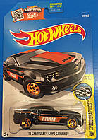 Базовая машинка Hot Wheels Chevrolet  Copo Camaro