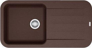 Мийка кухонна Franke PBG 611-97 шоколад