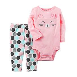 """Комплект одежды """"Котик"""" от Carters"""