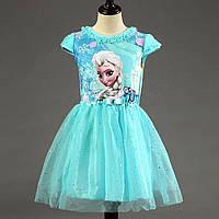 Платье  для девочки  Фрозен, Холодное Сердце , фото 1