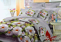 Постельное белье полуторное поликоттон HL002,магазин постельного