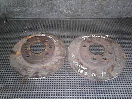 Гальмівний диск Opel Ascona