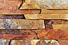 Тернопольский песчаник лапша  рыжая 6см