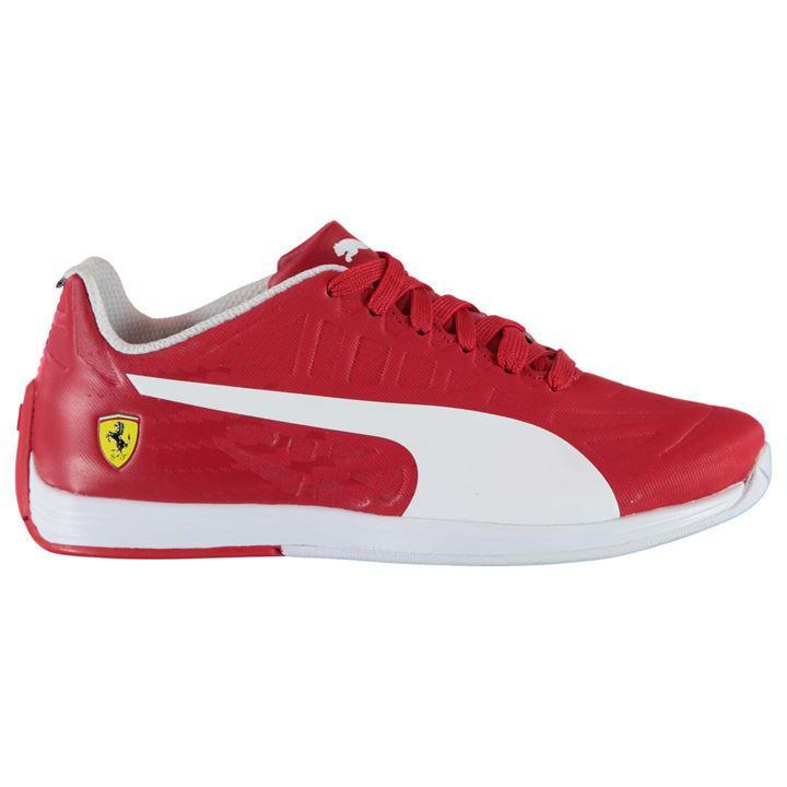 89de54d31 Кроссовки Puma EvoSpeed Ferrari Red/White, 5.5 (38.5) — в Категории ...